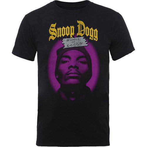 Snoop Dogg Majica - Beware Of The Dogg Hip Hop Tee Shirt