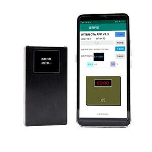 Image 2 - DIY כוח בנק 10000mah 18650 סוללה LED Bluetooth APP תשלום מהיר PD נייד כוח מטען רב פרוטוקול אלחוטי PPS QC2 QC4 +