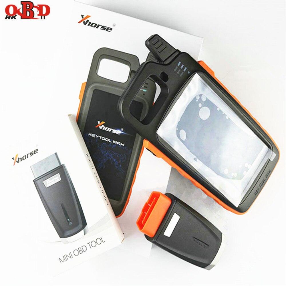 Original Xhorse VVDI Schlüssel Werkzeug MAX Bluetooth Remote Schlüssel Programmierer Mit XT27 Super Transponder Chip