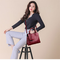 Bag women leather 2020 women bags office brand genuine H8 bag female leather shoulder
