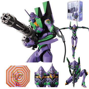 MAF080 Action Figure Anime Action Figure EVA Transformer with Weapons Anime Figure Toy Action Figures Anime Figures Toy Figure