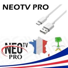 Cáp USB Cáp Cho Nước Pháp Hỗ Trợ Android Smart Tivi NEOTVPRO Oxy