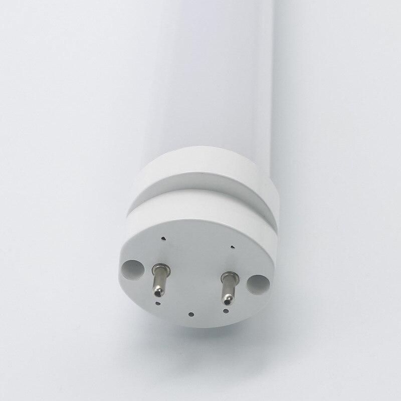 Светодиодный светильник T8, Дневной светильник, флуоресцентная трубка 30C m, светодиодный светильник T8, 1,2 м, 2,4 м, желтый светильник