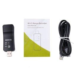 300M bezprzewodowy dwuzakresowy Adapter USB WiFi klucz HDTV Adapter do Sony UWA-BR100