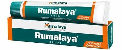 6 X Rumalaya Gel Himalayan Herbs Ske-letal Pain 30g Tube