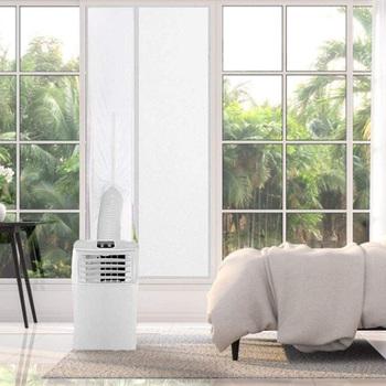210x90cm ściereczka do klimatyzacji tkanina uszczelniająca do okien tkanina uszczelniająca do gorącego powietrza tkanina uszczelniająca do mobilnego zestawu klimatyzatora tanie i dobre opinie CN (pochodzenie) W jednym kolorze Nowoczesne Air Conditioner Sealing Soft Cloth
