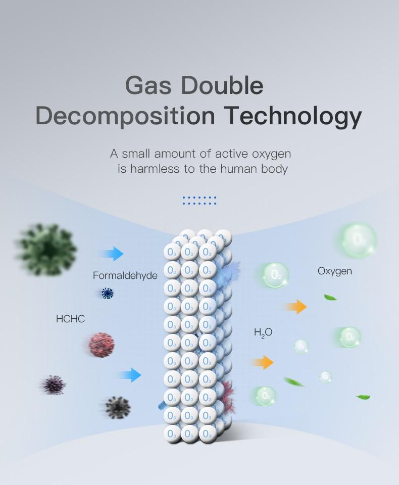 Ozone deodorizer