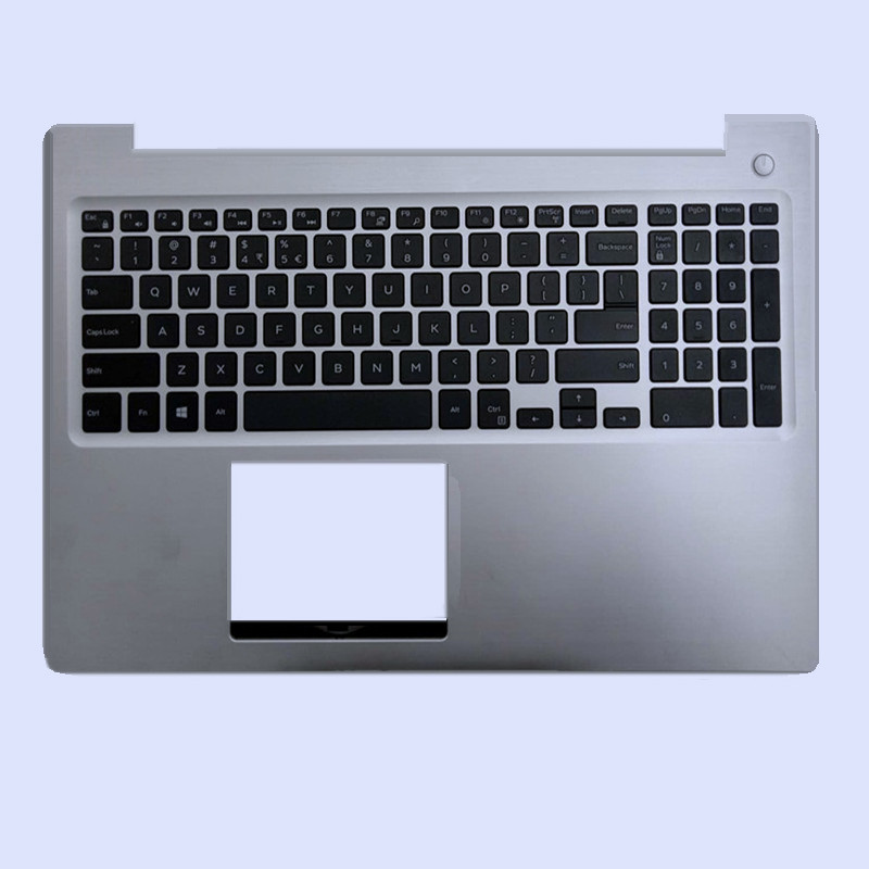 Blue//Red border TPU Keyboard Protector Cover for DELL inspiron G3 G5 G7 Series
