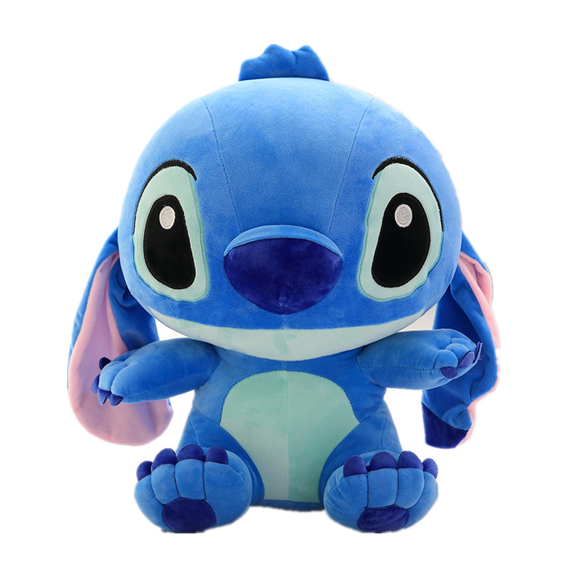 Giant Cartoon Stitch Lilo & Stitch Plush Toy Doll Children Stuffed Toy For Baby Birthday Christmas Children Kid Gifts