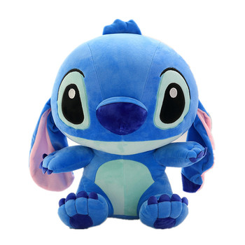 Giant Cartoon Stitch Lilo & Stitch Plush Toy Doll Children Stuffed Toy For Baby Birthday Christmas Children Kid Gifts цена 2017
