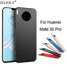 For Huawei Mate 30 Pro Case PC for Hard Shell Protective Back Phone Cover