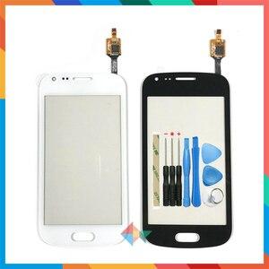 "Image 1 - באיכות גבוהה 4.0 ""עבור Samsung Galaxy מגמת DUOS 2 GT S7580 S7582 מגע מסך Digitizer חזית זכוכית עדשה חיישן פנל + כלי"