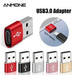 USB Type C OTG Adapter Type-C USB 3.0 Male to USB C Female OTG Data Adapter Converter Cable Adapter For Macbook iphone 11 pro