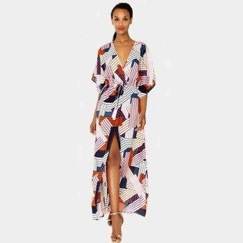 Quick-drying Kaftan Beach Cover up Pareos de Playa Mujer Wear Oversize Bikini Robe Plage Tunic