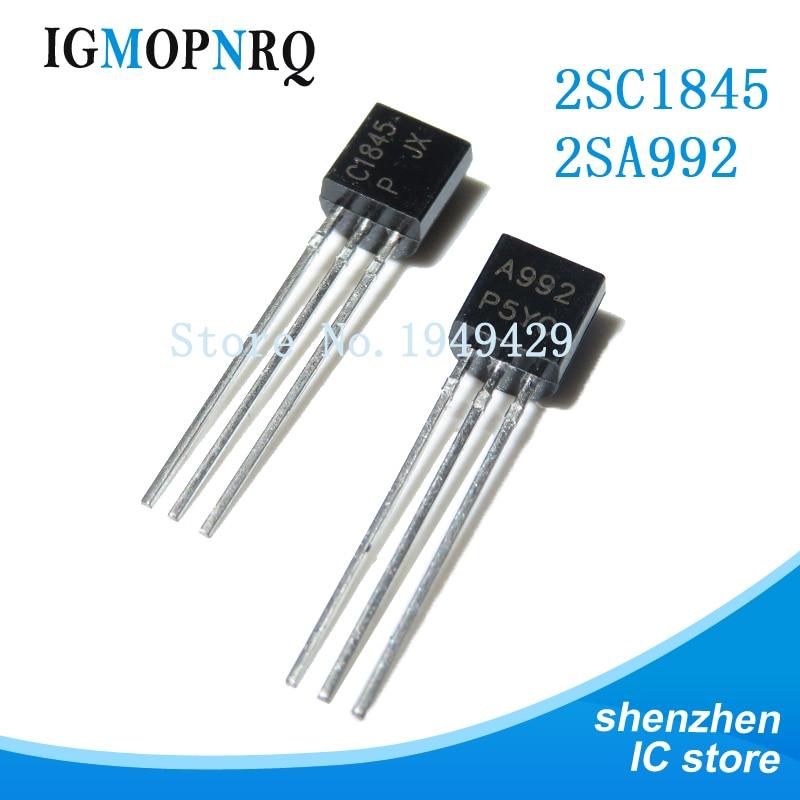 IC original  .C11.3 TO92 Transistor A1015 ou 2SA1015 polarité PNP TO-92