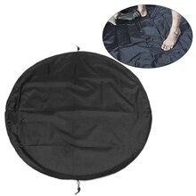 Коврик для серфинга, полиэстер, гидрокостюм, сумка для хранения, водонепроницаемая сумка для переноски, портативный черный костюм для дайвинга, купальная сумка для принадлежностей