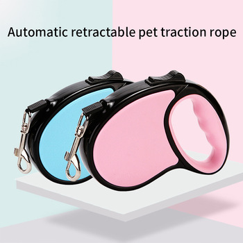 Nylon Retractable Dog Leash Puppy Leads Rope For Outdoor Walking Running   1