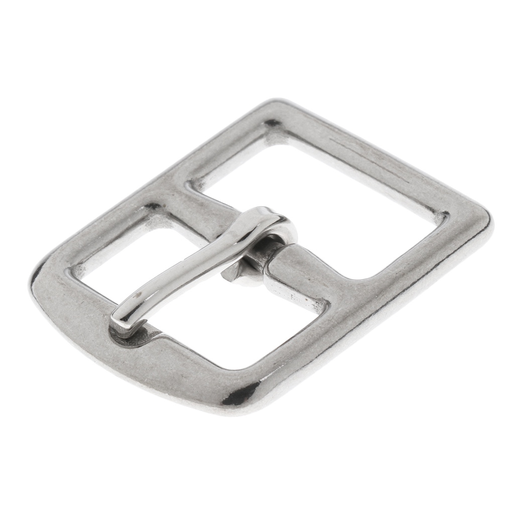 21mm Stainless Steel Stirrup Belt Buckle Equestrian Horse Riding Accessories