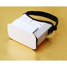 цена на New Diy Portable Virtual Reality Glasses Google Cardboard 3D Glasses Vr Box For 4 Inch-6 Inch Smart Phone