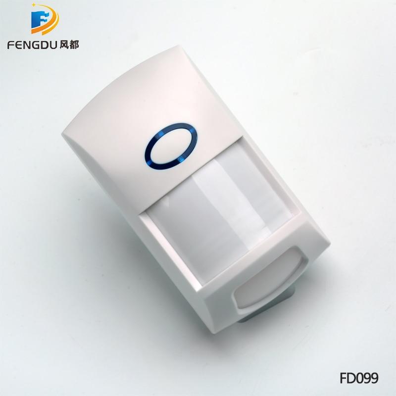 SONOFF PIR2 Wireless Dual Infrarot Detektor 433Mhz RF PIR Motion Sensor Smart Home Automation Sicherheit Alarm System
