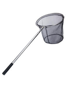 Fishing-Net Foldable Stainless-Steel Pocket Positioning