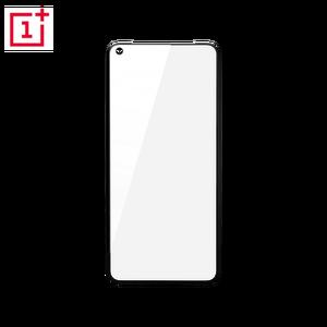 Image 1 - 원래 OnePlus 8T 유리 3D 전체 커버 강화 유리 화면 Pprotector OnePlus 8T 전체 커버 보호 필름