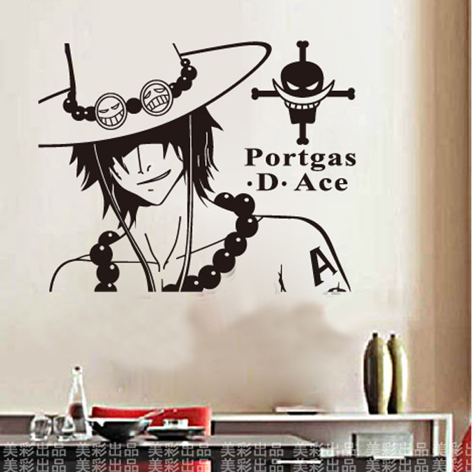 Děti Nástěnné samolepky Tapeta Ložnice Noční stolek Jeden pro jednodílné balení Mirage of Beauty Plastic Cartoon Portrait XUPC