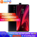 Global version Xiaomi Mi 9T Pro 128GB 6GB Snapdragon 855 Mi 9 T Pro Mobile phone 4000mAh 48MP Rear Camera AMOLED 6.39 Phone