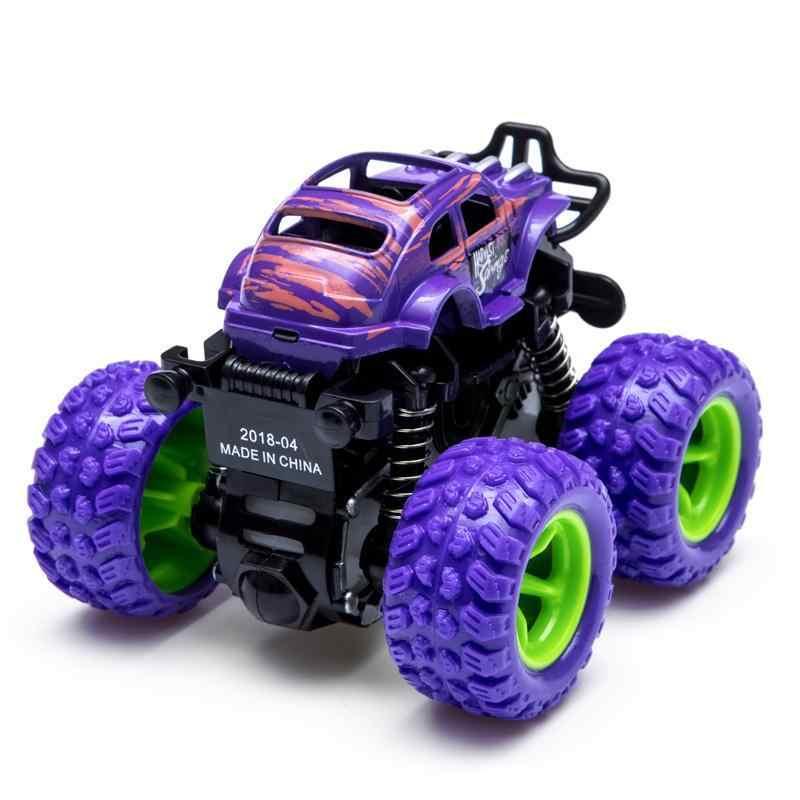 Anak-anak Mobil Mainan untuk Anak-anak Rakasa Inersia SUV Gesekan Kendaraan Listrik Bayi Laki-laki Mobil Super Truk Api Anak Hadiah Mainan