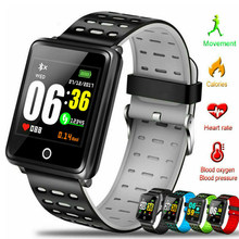 DIDIHOU Smart Watch Heart Rate Health Monitor Pedometer Blood Pressure Fitness Tracker Equipment Wristband For IOS & Android 1pc(China)
