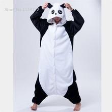 Kigurumi Kungfu ползунки «панда» пижамы костюм с героями мультфильмов Косплей пижамы для взрослых животных комбинезоны вечерние пижамы на Хэллоуин