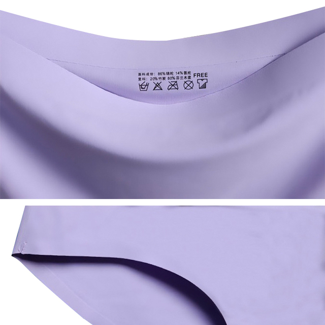 Hot Sale Summer Style Seamless Underwear Women M L XL Sexy Ladies Girls Panties Briefs Intimates Lingerie 5