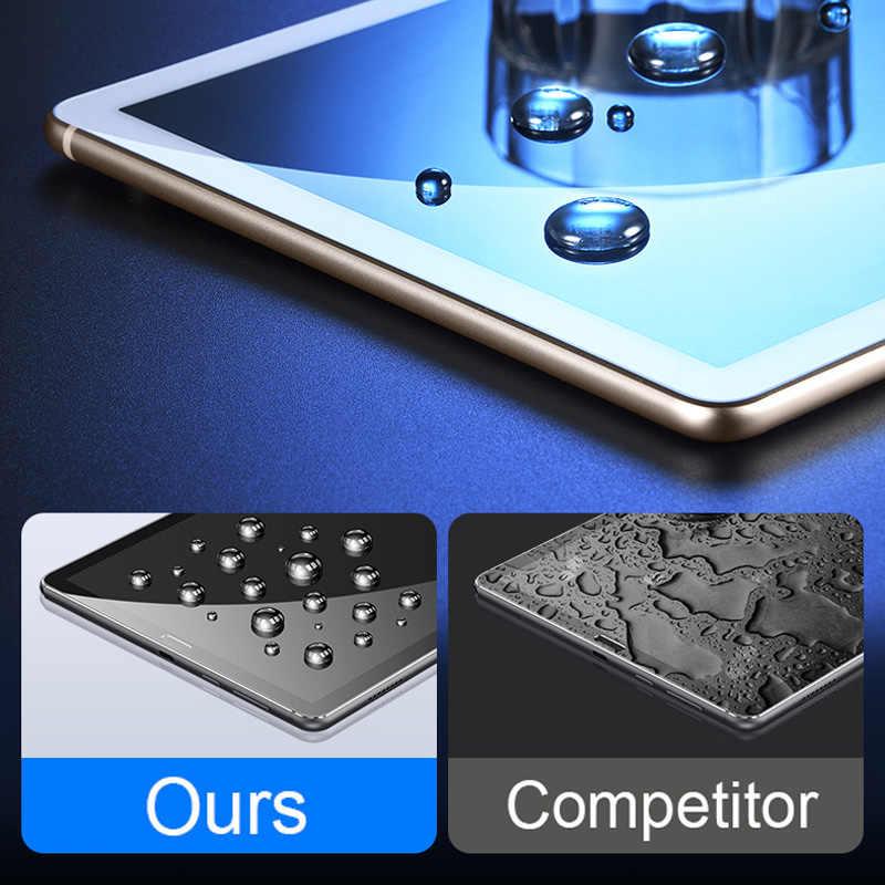 9H temperli cam Huawei MediaPad M5/M6 10.8 AGS2-W09/L09/L03/W19 Tablet ekran koruyucu Film için T5 8.4 10.1 Wifi Lite