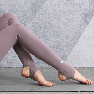 Stirrup Yoga Leggings Full Len