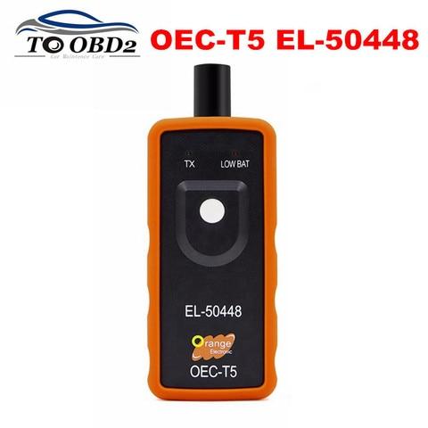 For GM/Opel Auto TPMS Reset Tool OEC-T5 EL50448 EL 50448 Automotive Tire Pressure Monitor Sensor Tool For GM Series Vehicle Pakistan