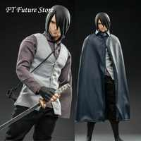In Lager Sammeln 1/6 WTOYS NARUTO Uchiha Sasuke Action Figure SFS022 12 ''Action-figur Modell Set Spielzeug Sammlung für fans