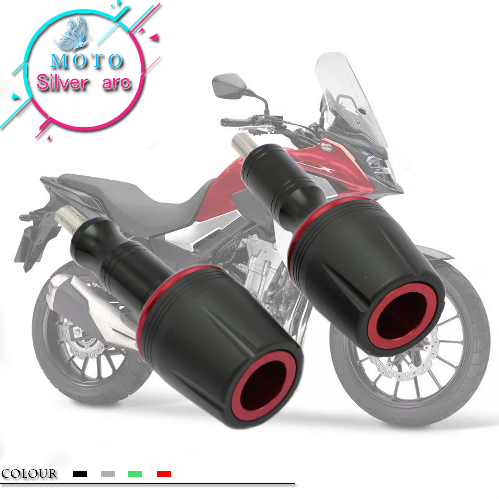 For <font><b>HONDA</b></font> <font><b>CB500F</b></font> CB500X 2013 2019 2017 2016 2015 2014 <font><b>2018</b></font> Motorcycle Accessories Frame Anti-fall Protection Fairing Protection image