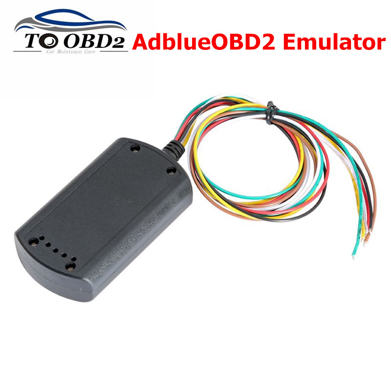 Adblue Emulator For Volvo Truck Euro 6 With NOx Sensor DPF System Adblue Remove Emulator Tool For VOLVO Euro6