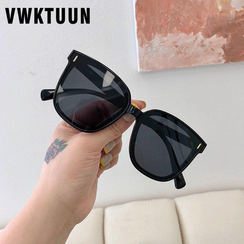 VWKTUUN Polarized Sunglasses Women 2020 Square Glasses UV400 Sun Glasses For Woman Driving Driver Shades Oversized Sunglasses
