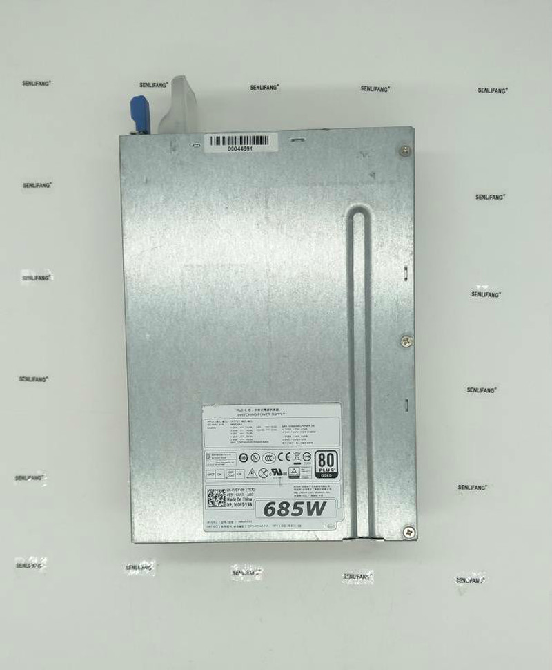 VDY4N CYP9P D685EF-01 F685EF-01 685W For Original T5810 T7810 T7910 Power Supply Well Tested