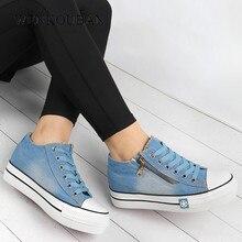 Vulcanize Zapatos Mujer Women Sneakers