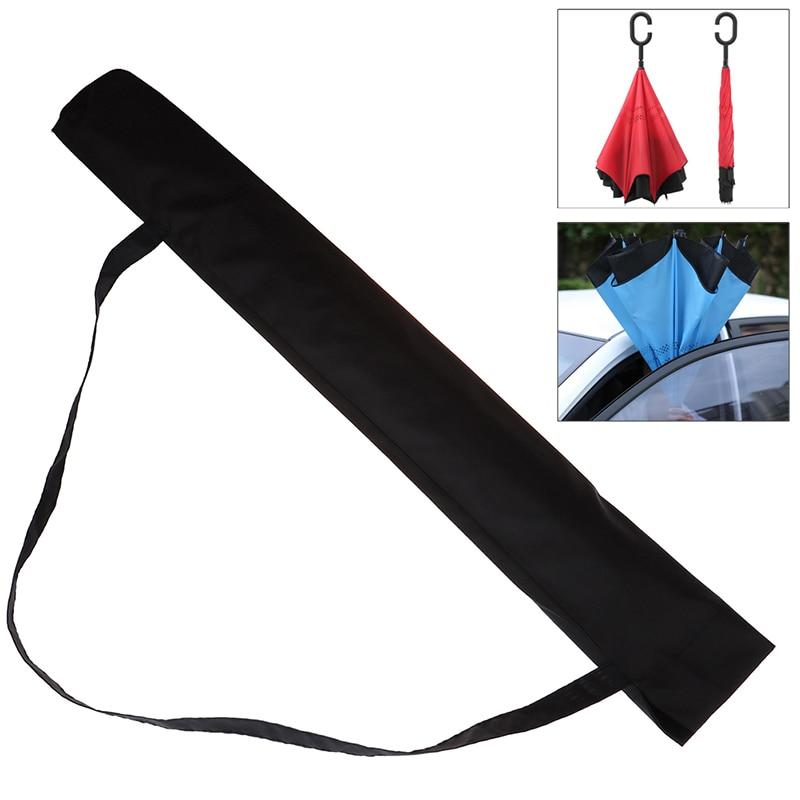 Upside Down Reverse Umbrella Carry Bag Dust Protective Cover Storage Bag Holder