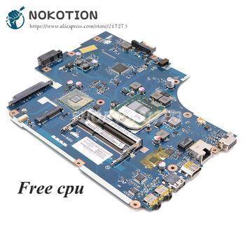 NOKOTION MBWJU02001 MB.WJU02.001 For Acer aspire 5741 5741zg 5742 5742G Laptop Motherboard NEW70 LA-5892P HM55 DDR3 Free CPU - discount item  15% OFF Computer Components