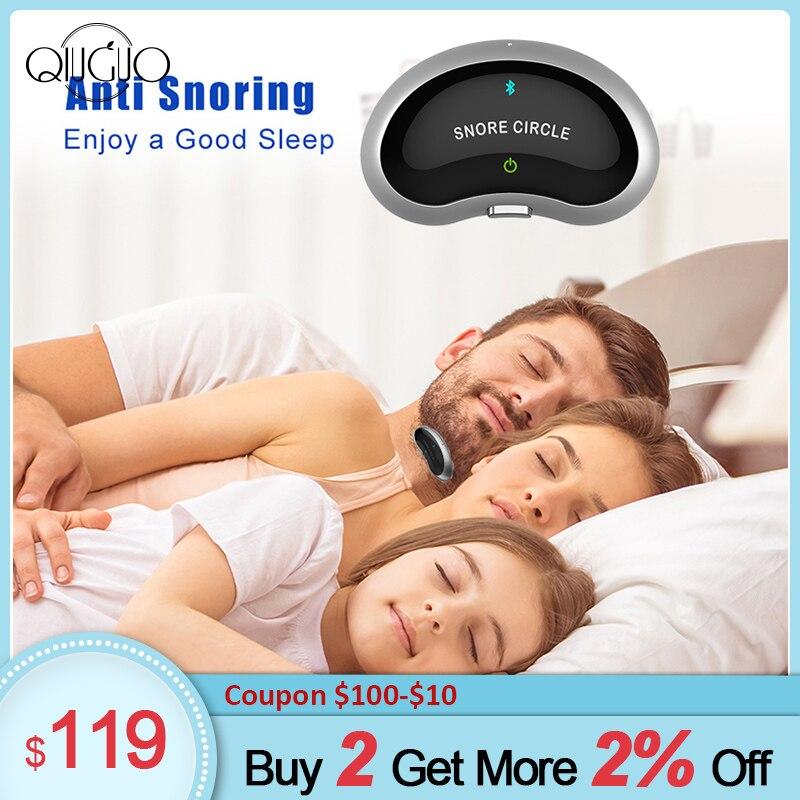 Smart bouchon Anti ronflement Anti Ronflement Aide Au Sommeil avec APP Et Moniteur De Sommeil Dispositif D'aide Au sommeil CPAP Remplacement