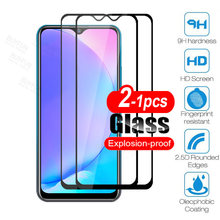 1-2 pçs vidro temperado para vivo y17 y12 y15 y11 2019 y3 y50 y81 y30 capa completa película protetora para vivo y17 y 17 protetor de vidro