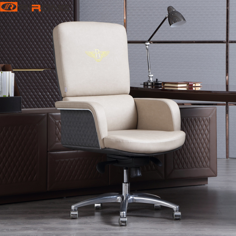 Italy Luxury Home Office Furniture Chairs Leather Computer Armchair Swivel Boss Chair Gaming Chair Office Chairs Aliexpress