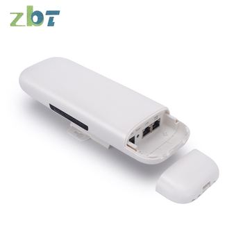 Industrial WiFi Wireless Outdoor Bridge CPE Waterproof Shockproof Routing Bridgewifi router