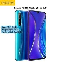 Brand New Realme X2 LTE Mobile phone 6.4