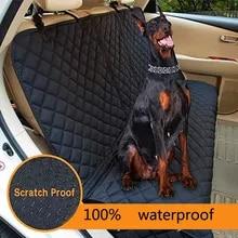 Mat Cushion-Protector Seat-Mat Car-Back-Seat-Cover Pet-Dog-Carrier-Cars Folding Waterproof