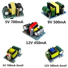AC-DC 5V 700mA 12V 450mA 9V 500mA 3,5 W Präzision Buck Converter AC 220V zu 5V DC step down Transformator netzteil modul